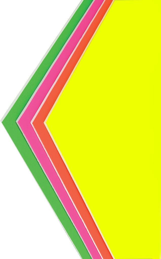''Foam Board - Assorted Neon Colors - 20'''' X 30'''' [1945660]''