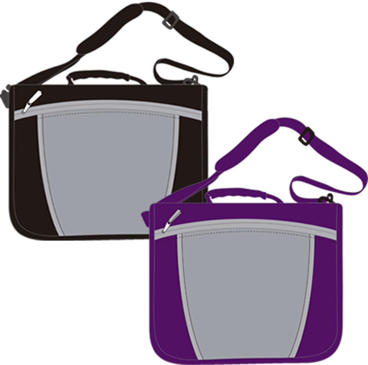 wholesale 1 5 quot 3 ring zipper carry bag binder sku 2267506