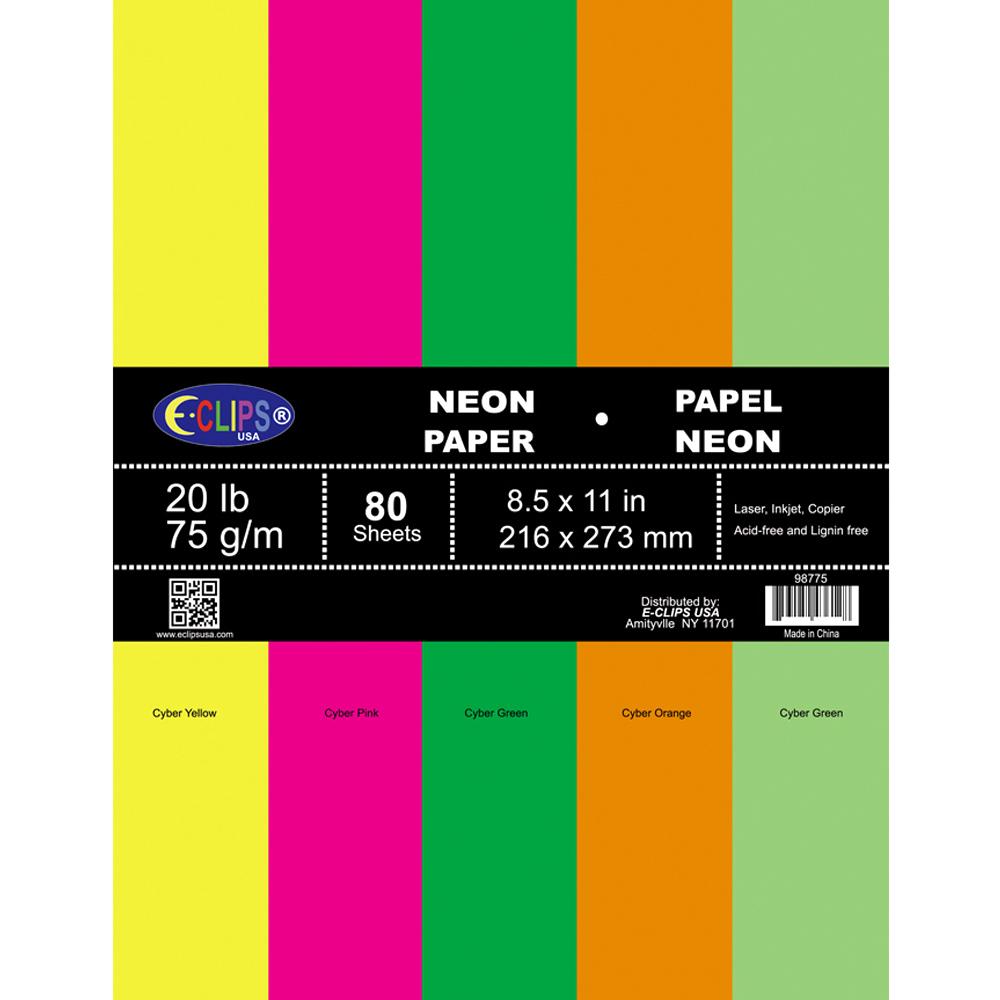 Multi Purpose Neon Copy Paper [1949204]