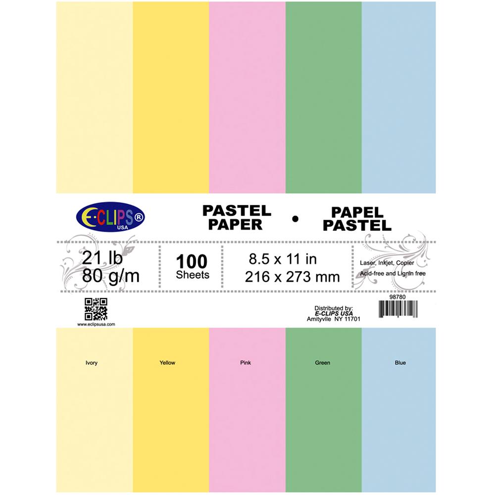 Multi Purpose Pastel Copy Paper [1949205]