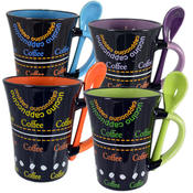 12 Oz Coffee Mug Set