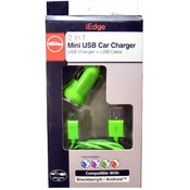 Micro Usb Car Charging Kit
