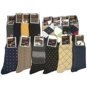 Mens Dress Socks Combination Wholesale Bulk