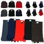 Winter Hats, Gloves, and Scarves