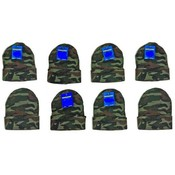 Adult Camouflage Knit Hats