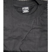 Mens Black Short Sleeve T-Shirts