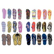 Flip Flops-Assorted Sizes