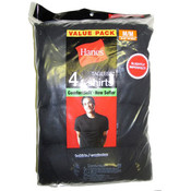 Hanes Men's Colored T-Shirts