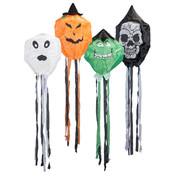 Halloween Hanging Windsocks