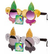Fleur-de-Lis Party Glasses