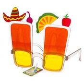 Fiesta Drink Party Glasses
