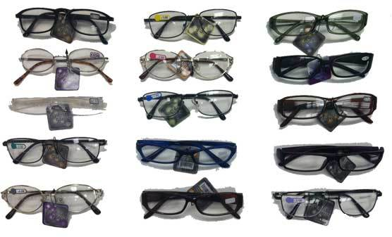 Assorted READING GLASSES (49897)