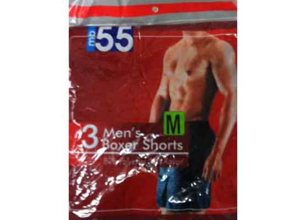 Men's Boxer Shorts Sizes S-XL (313953)