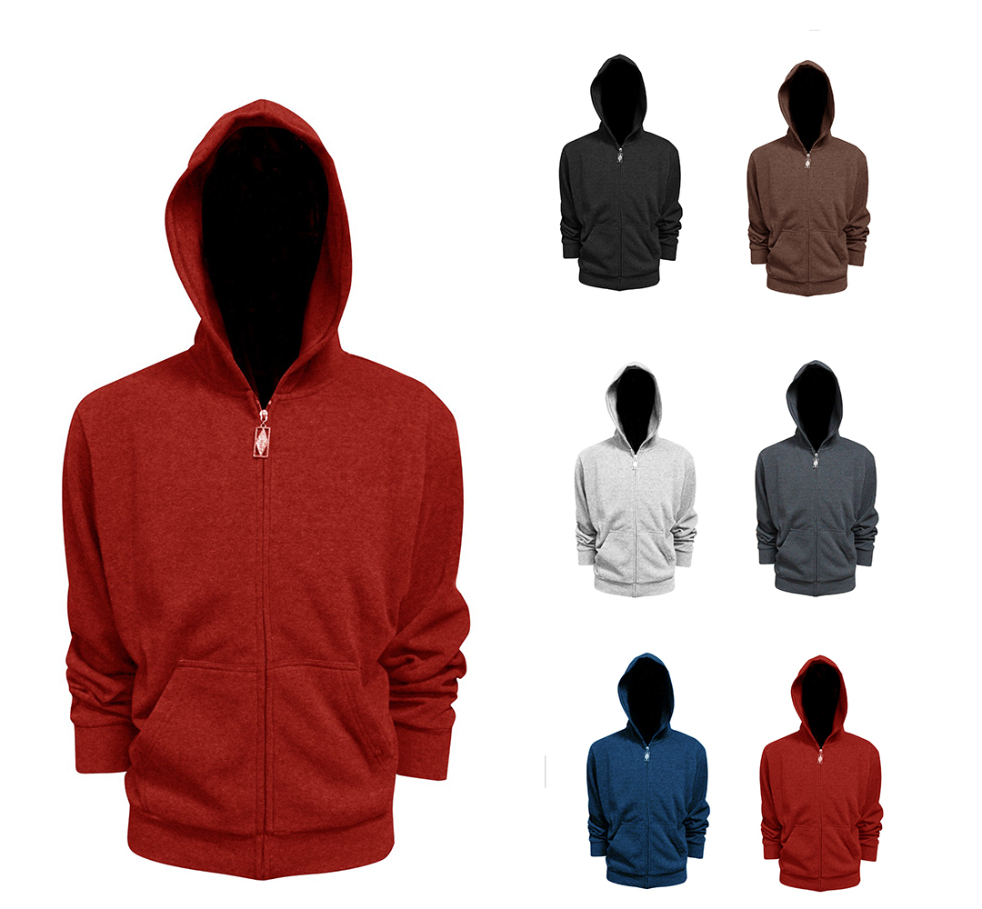 Men's Pullover Hooded SWEATSHIRTs - Your Choice of Colors [2128101]
