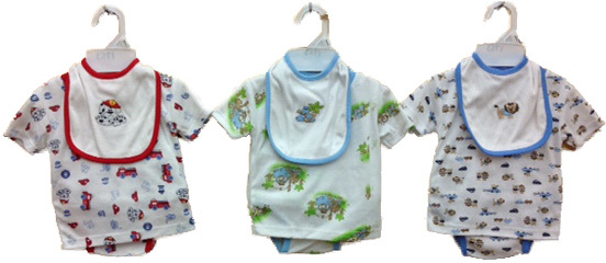 Wholesale Baby Clothing Sets - Infant Clothing Sets - Newborn Clothing Sets