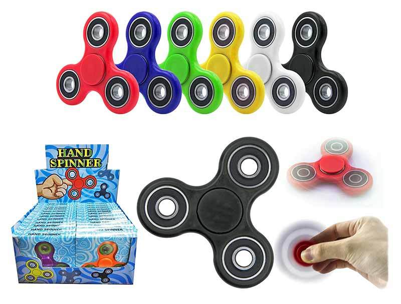 EDC Fidget Spinner TOYS - Assorted Colors (2191410)