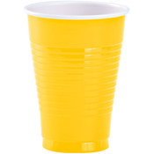 Wolesale Solid Color Party Cups - Wholesale Party Cups - Cheap Party Cups
