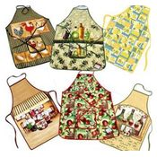 All Seasons Printed Aprons