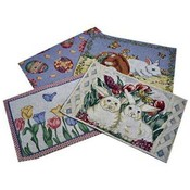 Easter Tapestry Placemats