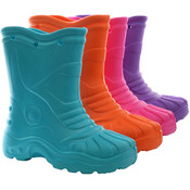 Girls Rubber Rain Boots
