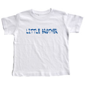 &quot;Little Brother&quot; Short Sleeve Toddler T-Shirts