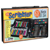 Scribblers 66 Piece Art Set