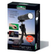 LED Flashlight with Tripod