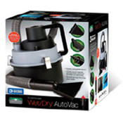 Wet &amp;amp; Dry 12 Volt Auto Vac