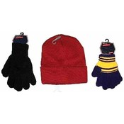 Winter Hats and Gloves for Adults and Kids