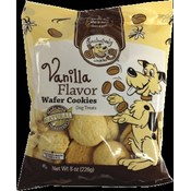 Wafer Cookies for Dogs - Vanilla Flavor 8oz.