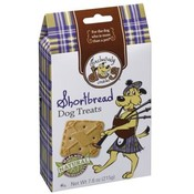 Shortbread Dog Treats 7.6 oz