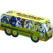 Barking Bus Animal Cookies Dog Treats 24ct.