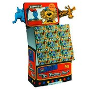 Barking Bus Animal Cookies Display Unit