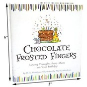 Book- Chocolate Frosted Fingers by M.K. Moulton
