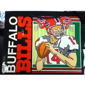 "13"" Tote Gift Bag Buffalo Bills"