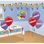 Congrats Party Decoration Kit