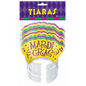 Mardi Gras Tiara Assortment