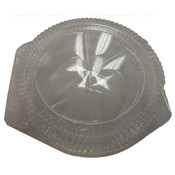 "8"" Clear Pie Container"