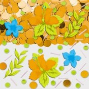 Tiki Blossoms Confetti Wholesale Bulk