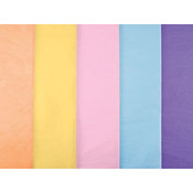 20ct Tissue Paper - Assorted Pastels