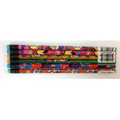 Clowns Pencils
