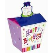 Radiant Birthday Treat Boxes Wholesale Bulk