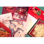 Bulk Christmas Cards with Envelopes