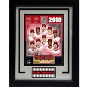 2010 Arizona Diamondbacks 11x14 Deluxe Frame