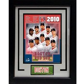 2010 Boston Red Sox 11x14 Deluxe Frame