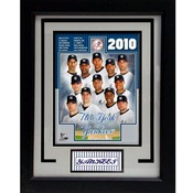 2010 New York Yankees 11x14 Deluxe Frame