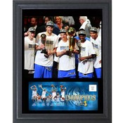 2011 NBA Champion DAL Mavericks 11x14 Cachet Frame