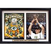 Super Bowl XLV Champs Green Bay Packers MVP