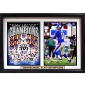 NFL Plaque - Super Bowl XLVl