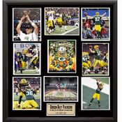 Super Bowl XLV Champ GB Packers 30x34 Collage